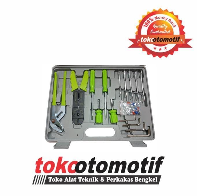 Tool Kit 100 Pcs Nankai \u002F Set Perkakas Toolkit Original