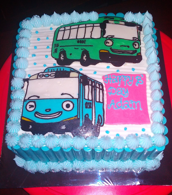 Jual Kue Ulang Tahun Karakter Kota Tangerang Selatan Naura Cake Tokopedia
