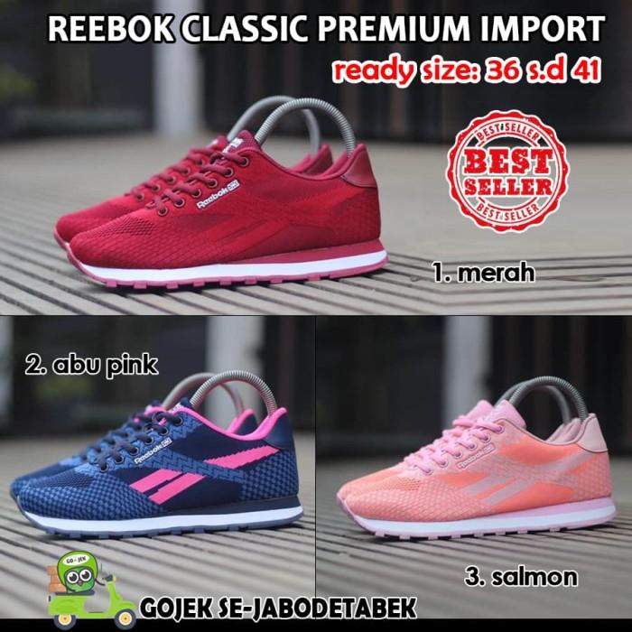 c7e76bfb941 Jual sepatu reebok premium import