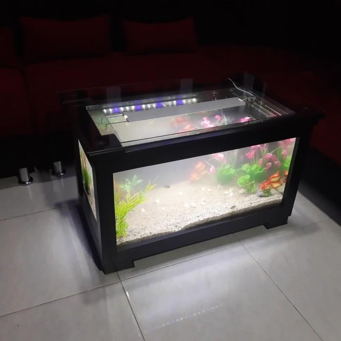 harga Meja aquarium untuk ruang tamu dll 90x45x50 Tokopedia.com