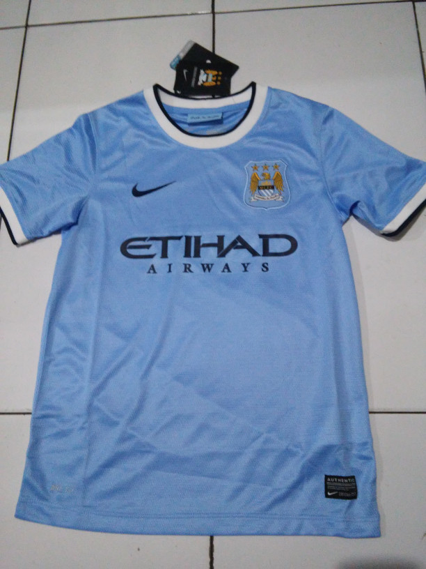 cheap for discount 677ec 56bee Jual jersey manchester city home original cek harga di ...