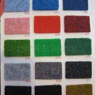 Jual Karpet Buana meteran PAPER PLASTIK Tokopedia