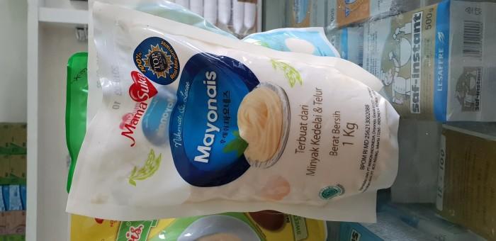 harga Mayones mayonaise mamasuka 1 liter Tokopedia.com