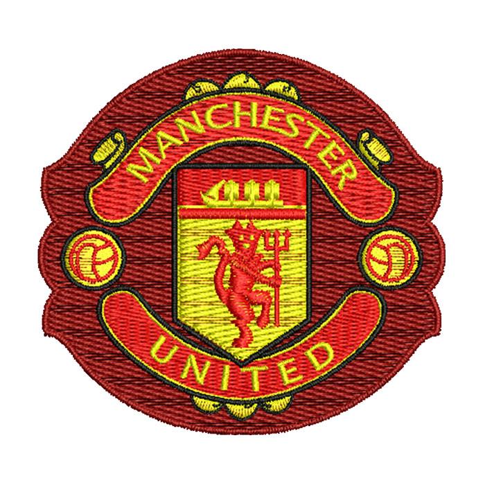Jual Logo Manchester United Mu Desain Bordir Kota Tasikmalaya Vector Design Store Tokopedia