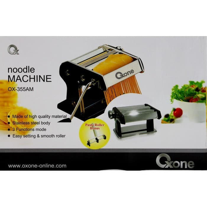 Oxone OX-355AM Noodle Pasta Maker - Gilingan Mie Molen