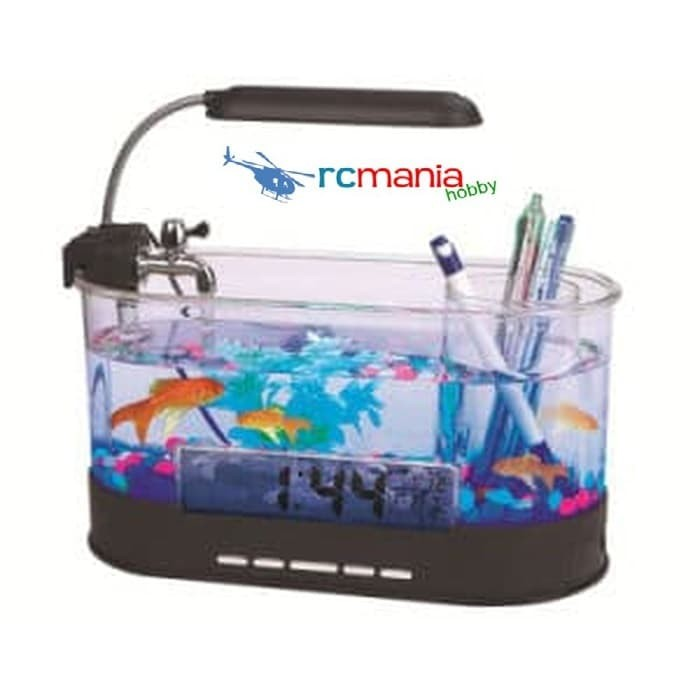 harga Aquarium usb desktop 2012-a with water pump led hiasan meja kado Tokopedia.com