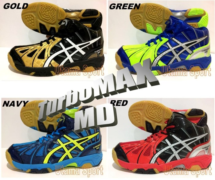 Jual Sepatu Volley Professional Turbomax MD Profesional Volly Voli ... cadc522345