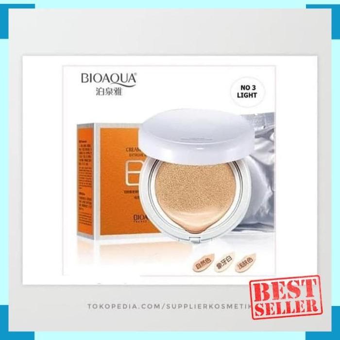 Jual 03 Light Skin Box Orange Bioaqua Bb Cream Air Cushion Red Store Id Tokopedia