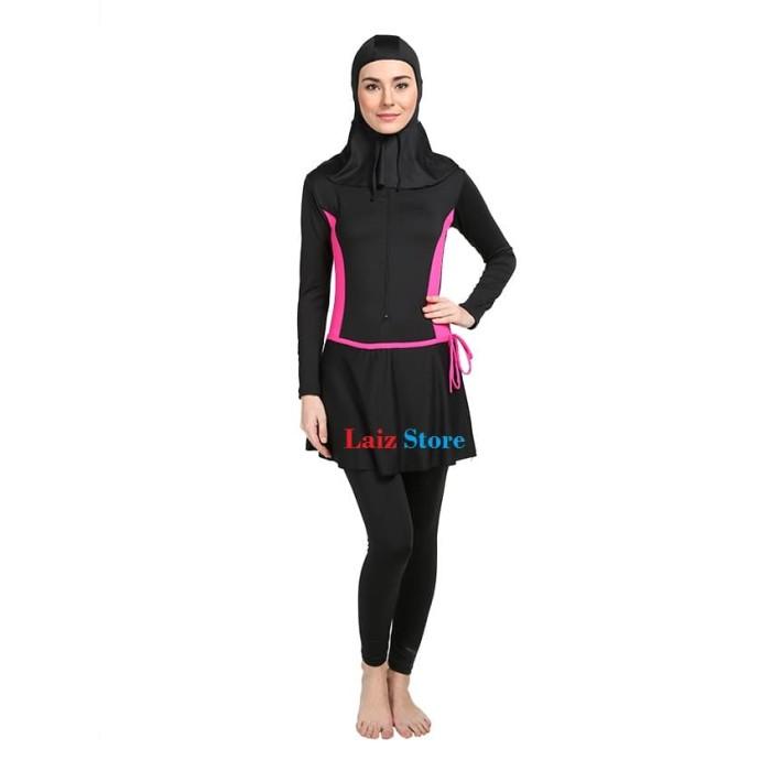 Jual Laiz Store Baju Renang Muslimah - Terlaris - Toko Laiz  20606e1e64
