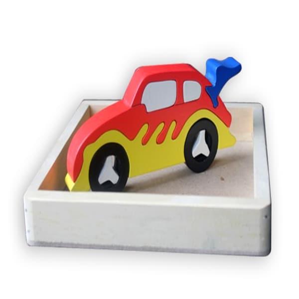 Jual Mainan Kayu Edukatif - Puzzle Satuan 3D - MGL Online Shop ... 67badce1ea