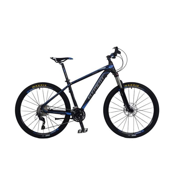 harga Element mtb xc 950 size 275 inch - hitam biru Tokopedia.com