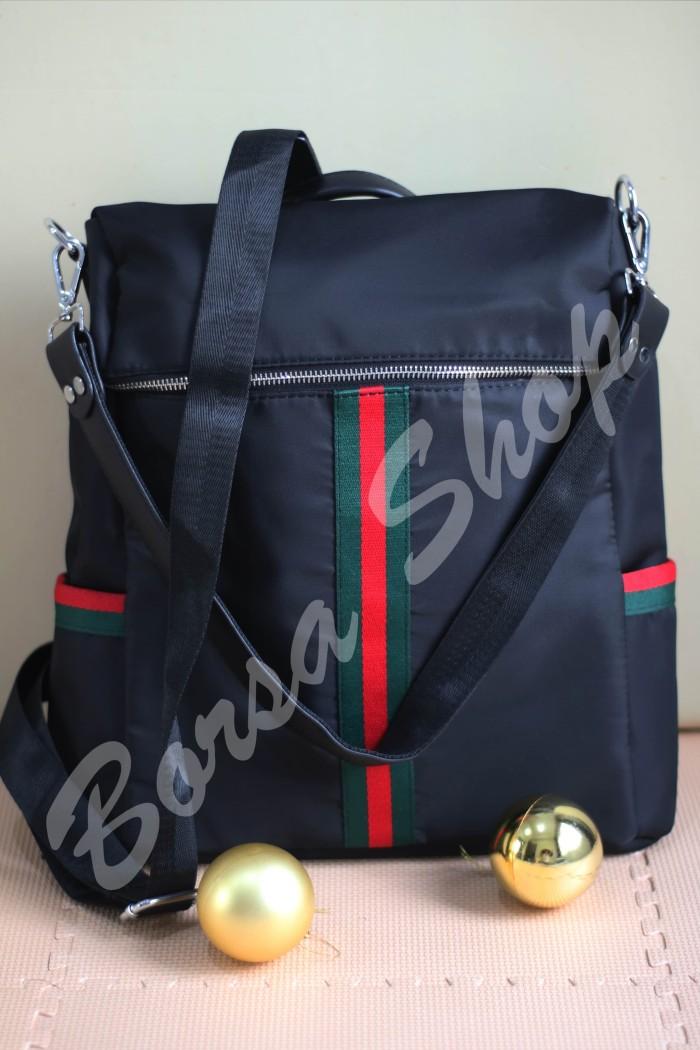 451b5679816 Jual Tas Ransel Wanita Gucci Premium Quality!! Waterproof - Borsa ...