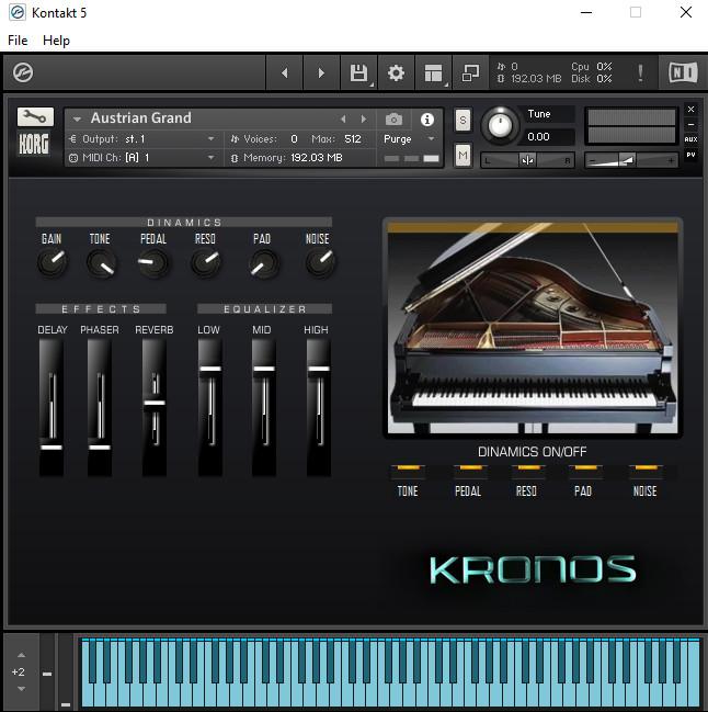 Jual Sample Kontakt - Piano KORG Kronos - Kab  Situbondo - Radja wordpress  | Tokopedia