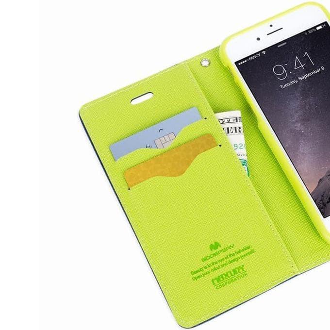 Case Mercury Goospery Fancy Diary Case Samsung Galaxy Mega 2 G7508