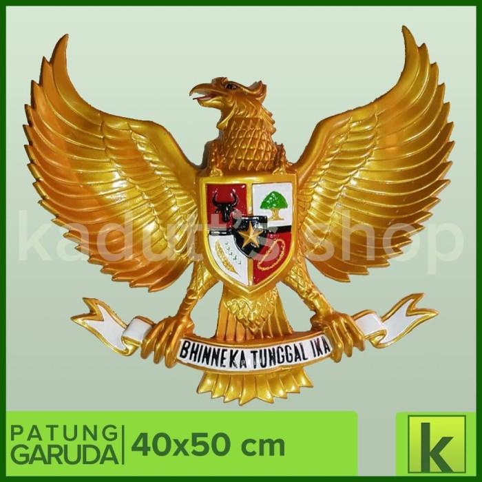 Jual Patung Burung Garuda Pancasila 40x50 Cm Murah Jakarta