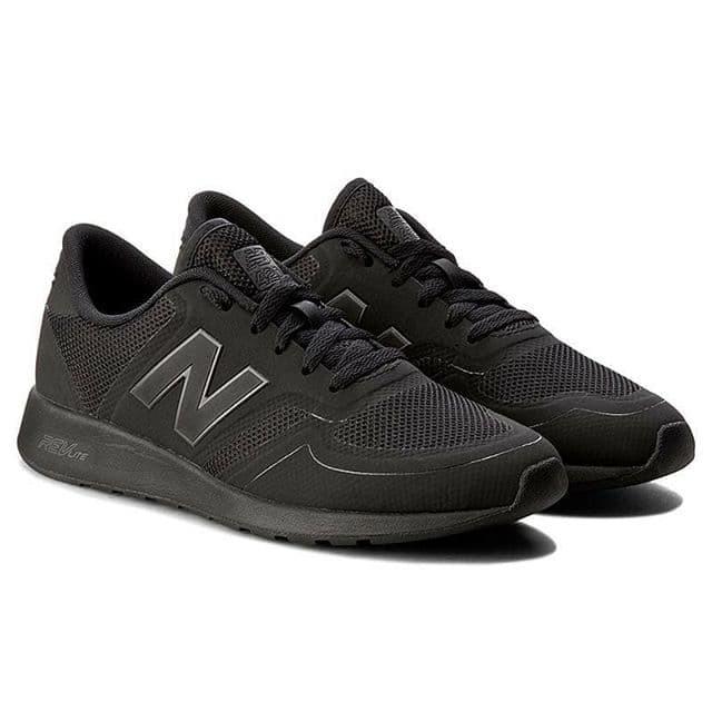 Jual Sepatu New Balance 420 Lifestyle   MRL420TB Triple Black ... fc096a0e4d
