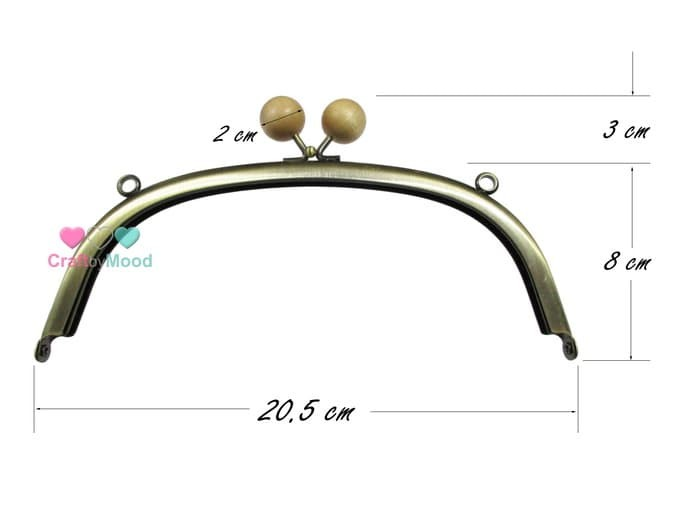 harga Behel tas non hole wooden ball frame bronze 20.5cm Tokopedia.com