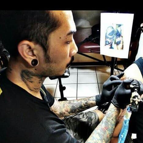 Tattoo Artist Wanita Jakarta Tattoo Design