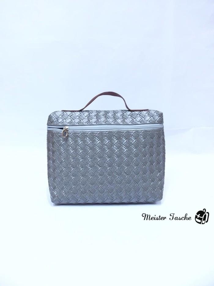 Wedding Souvenir Pouch Bag Tas Wanita Clutch Dompet Pernikahan Leather