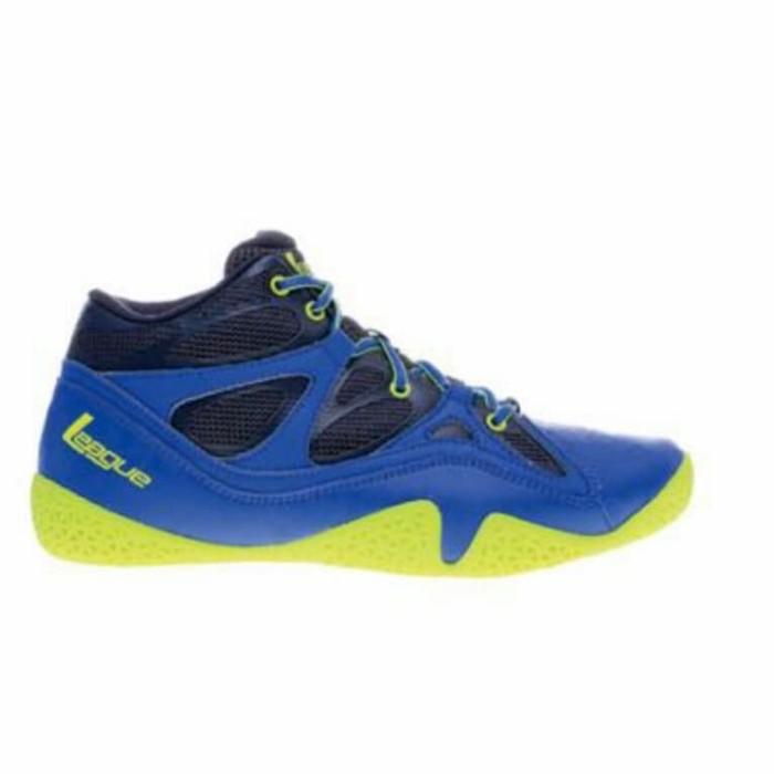 League Ballistic Sepatu Basket Pria Dress Bluehigh Risk Redscu ... 1328bc0449