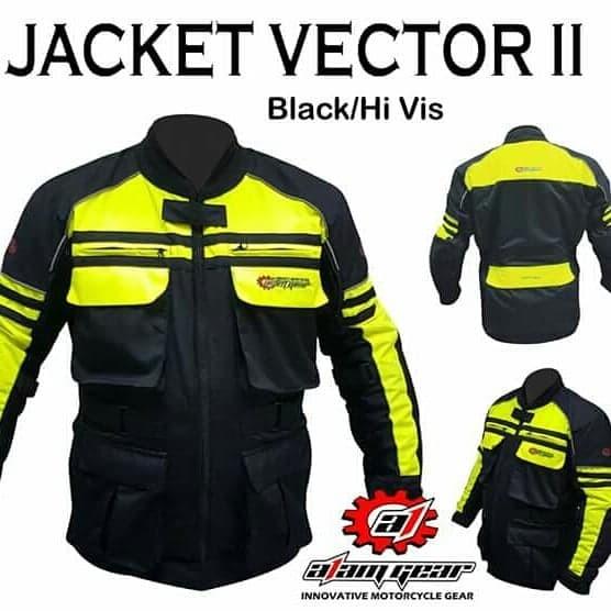 57+ Desain Jaket Motor Vector HD
