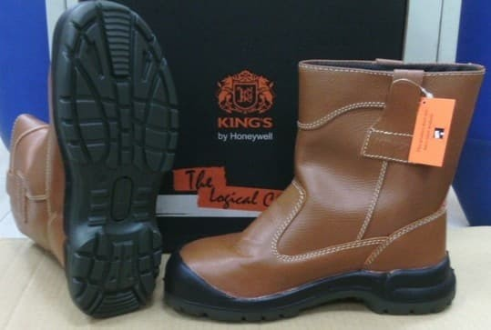 Jual Boots Safety Shoes   Sepatu Safety King s KWD 805 CX ORI - Tam ... 906c3d2d62