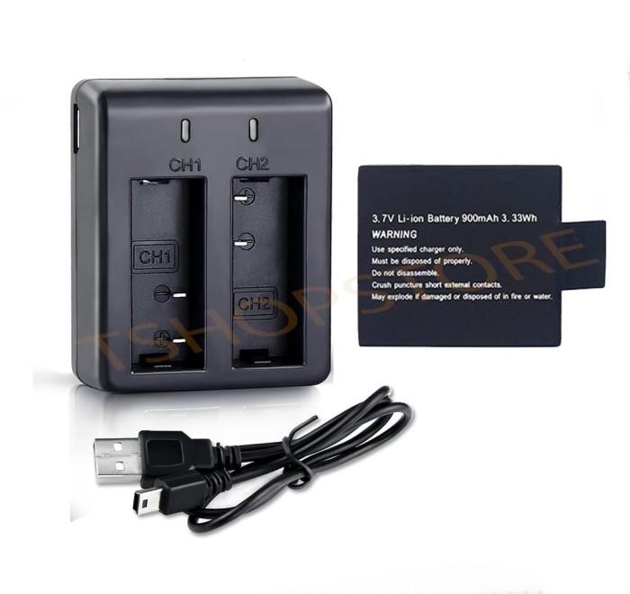 harga Baterai pack sj4000 + charger Tokopedia.com