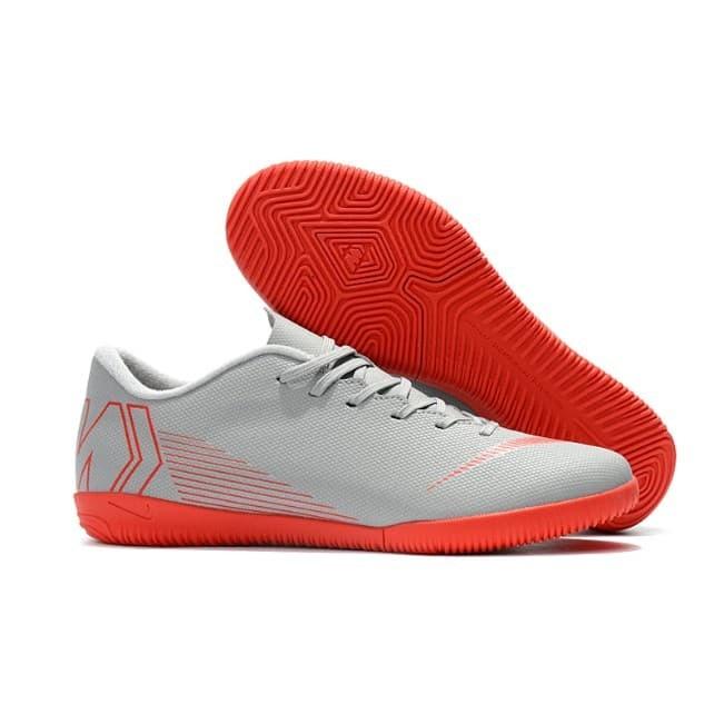 Jual Sepatu Futsal Nike Mercurial Vapor Xii Black Total Orange Ic