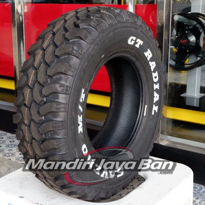 Jual Ban Gt Radial M T 235 75 R15 Savero Mt Ring 15 Offroad Blazer Katana Kota Depok Mandiri Jaya Ban Com Tokopedia