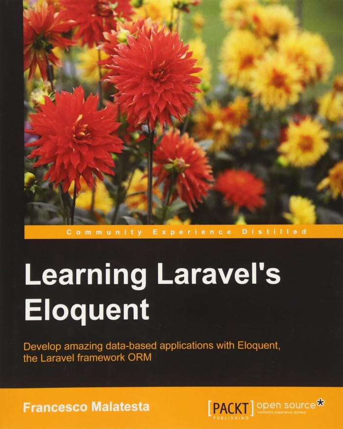Learning Laravels Eloquent by Malatesta