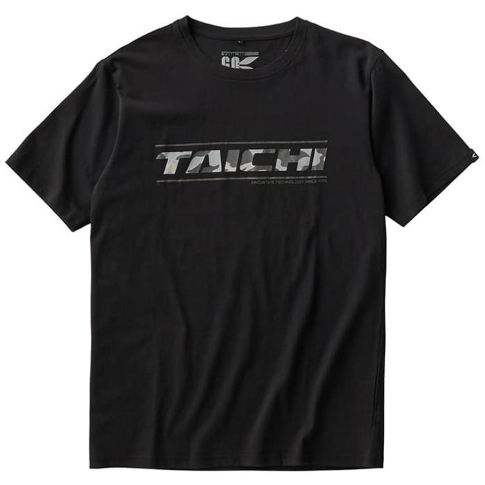 harga Rs taichi original rsu078 camo logo t-shirt kaos pria - black Tokopedia.com