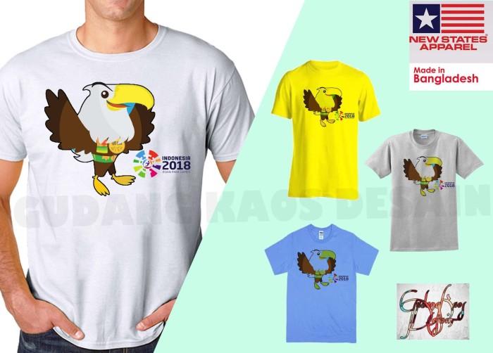 harga Kaos t-shirt maskot 2018 indonesia asian para games momo sayap - 7 Tokopedia.com