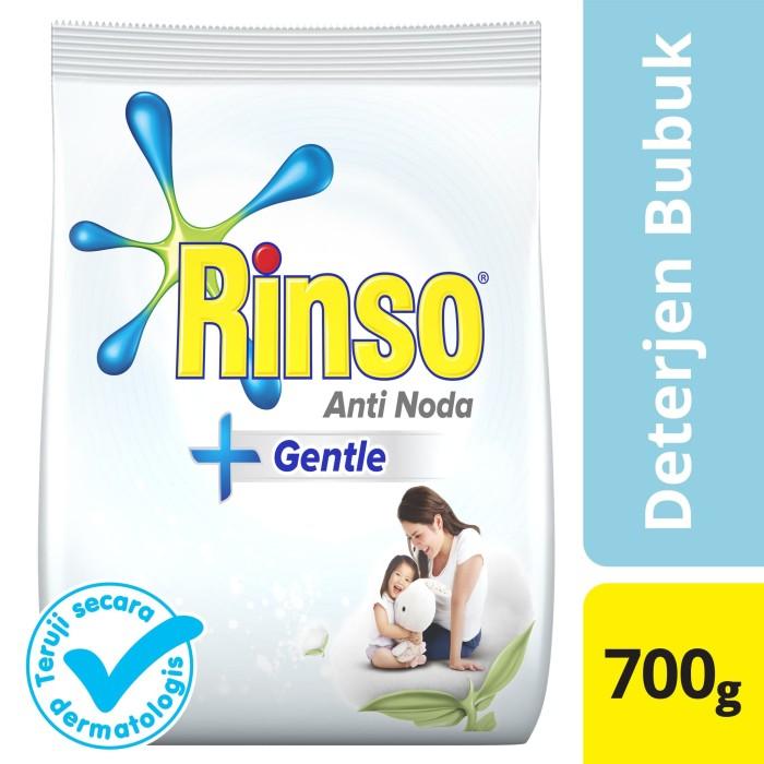 harga Rinso gentle deterjen bubuk 700g Tokopedia.com