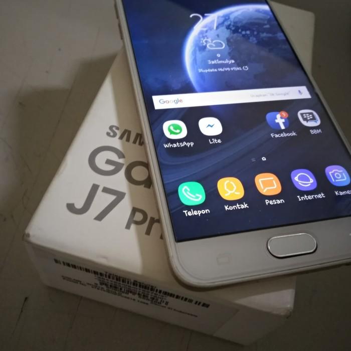 Foto Produk SAMSUNG J7 PRIME - Putih dari kenzz acc