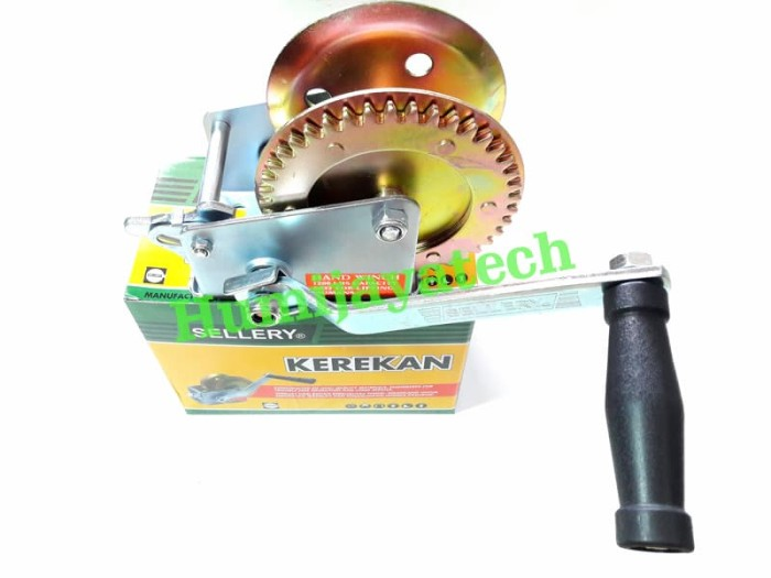 harga Hand winch 1200lbs sellery / hand winch / katrol tangan Tokopedia.com