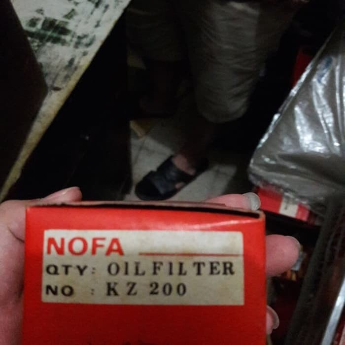 harga Filter oli kz200 binter merzy Tokopedia.com
