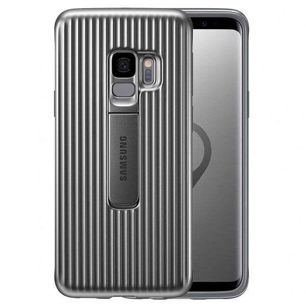 harga Samsung protective cover for galaxy s9 silver Tokopedia.com