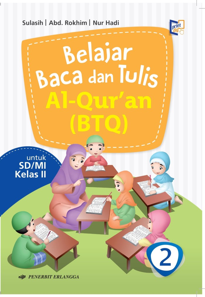 Get Download Buku Btq Kelas 6 Sd Pdf Png