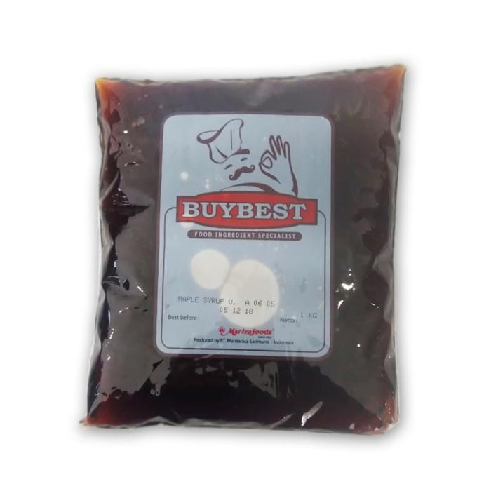 harga Buybest maple syrup 1 kg Tokopedia.com