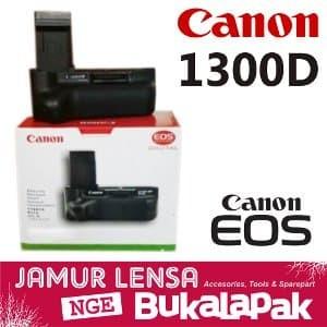 Jual Baterai Grip Canon 1300D Battery Vertical Grib Sambungan B NEW BCBK524  - DKI Jakarta - riojaya1   Tokopedia