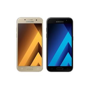 Samsung galaxy A3 2017 - Emas