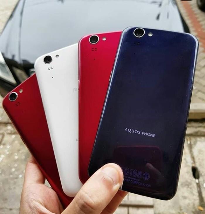 Jual Sharp Aquos SH-01f 4G 2/32GB Seken Mulus - HP Batam Second Murah Ori -  Putih - Berqah Phone Cell | Tokopedia