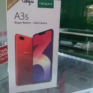 OPPO A3S RAM 2/16GB GARANSI RESMI OPPO 1 TAHUN - Merah & Purplle