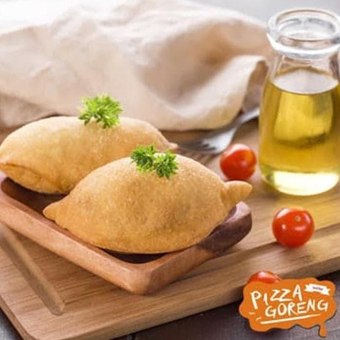 Home; Indosaji Pizza Goreng 370gram (Isi 6pcs)