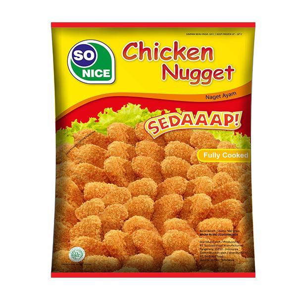 Jual Nugget So Nice Cek Harga Di Pricearea Com