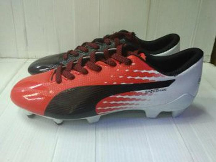 Hot Spesial Tas Sepatu Futsal Bola Gym Fitness Puma Hitam Putih ... cc0f439a93