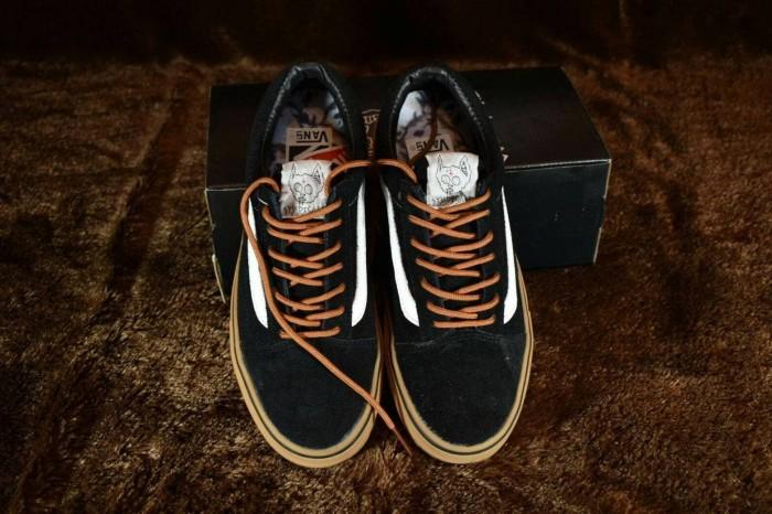79e339a70e ... Sepatu Vans OLD SKOOL GOLF WANG BlackGum PREMIUM ORIGINAL murah gaya  huge sale 536cb 6a2f2  Sepatu Vans Oldskool Pro Syndicate ...