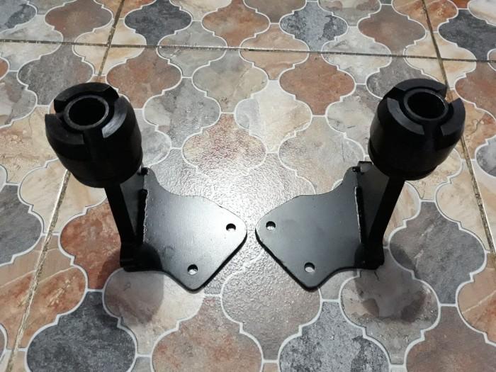 Foto Produk Frame Slider CBR150 Frame Slider All New CBR150 Pelindung Body CBR150 dari budisant
