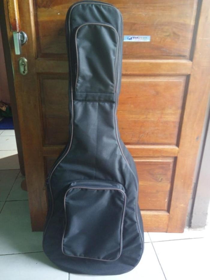 Jual Tas Gitar Akustik Semi Gigbag Cek Harga Di Pricearea Com