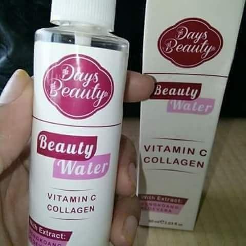 Days Beauty water Flashin